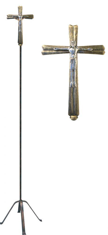 Cruz Processional - medidas 31x230cm