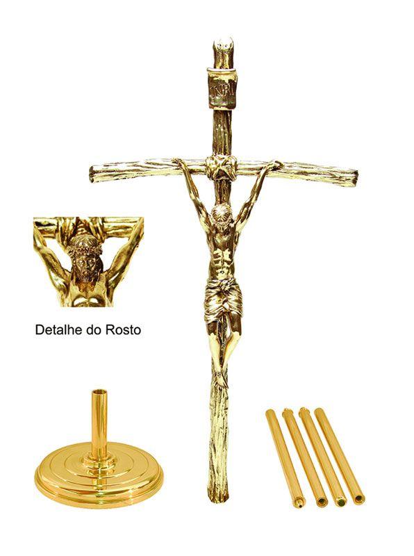 Cruz Processional - medidas 24x235cm