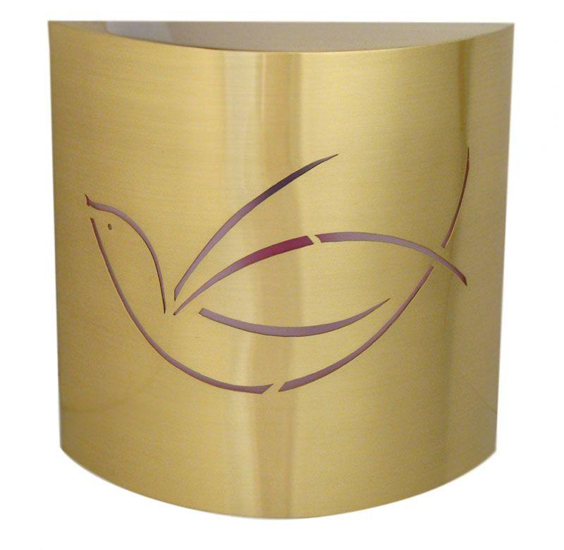 Lâmpada do Santíssimo - REF 632 Espírito Santo Vazada