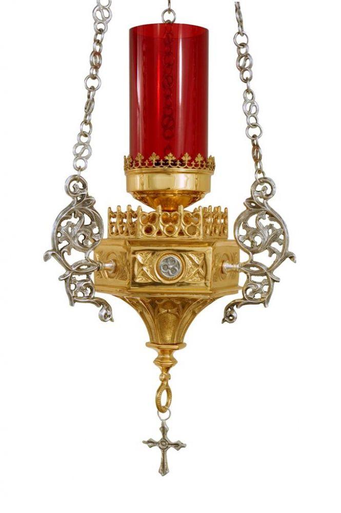 Lâmpada do Santíssimo - REF 640 - Gótica