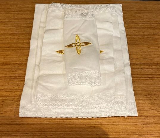 Mala para missa completa - importada Italiana - com alça regulável