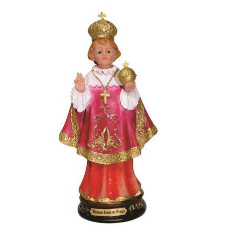 Menino Jesus de Praga - 12,5cm - resina