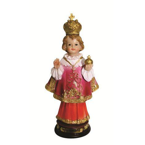 Menino Jesus de Praga - 20cm - resina