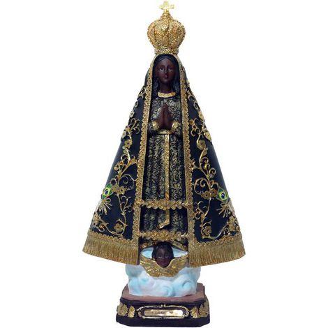 Nossa Senhora Aparecida - 30cm - resina
