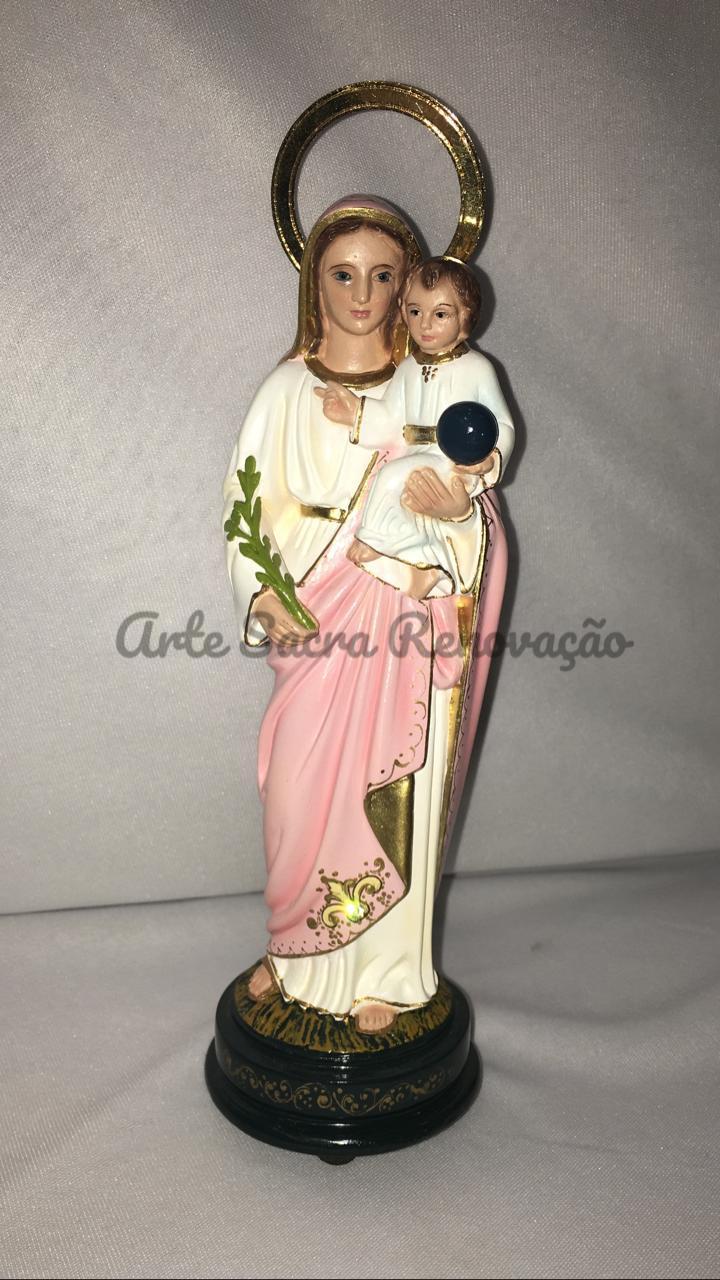 Nossa Senhora da Paz - altura 20cm - fabricada em durata