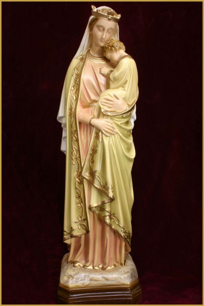 Nossa Senhora da Sabedoria 42CM - Resina