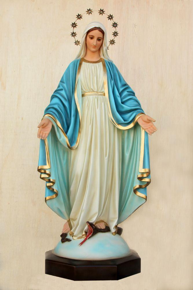 Nossa Senhora das Graças - em resina- 130cm