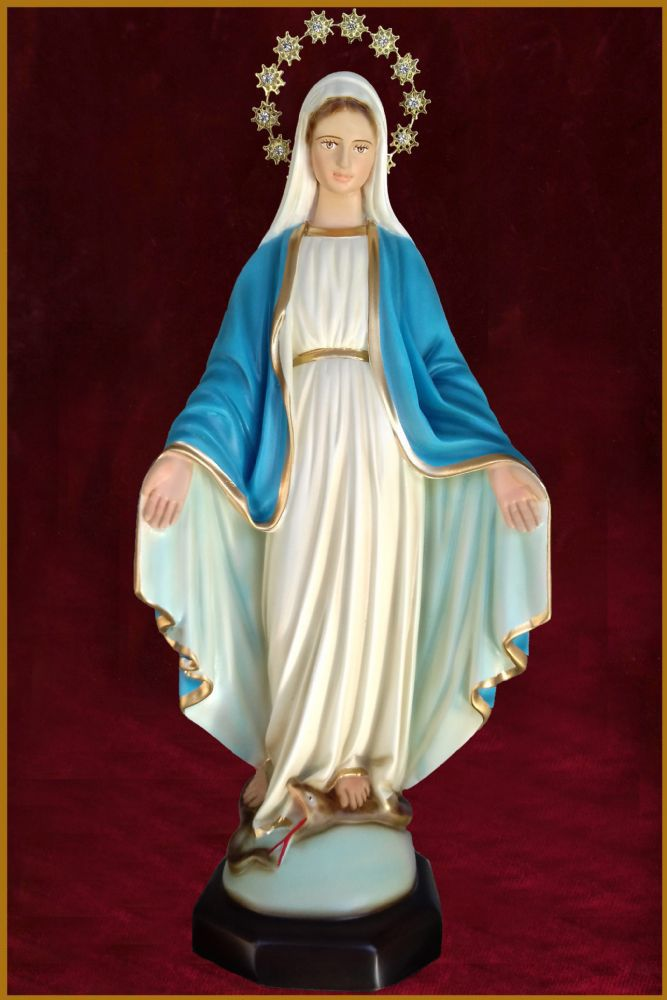 Nossa Senhora das Graças - em resina - 32cm