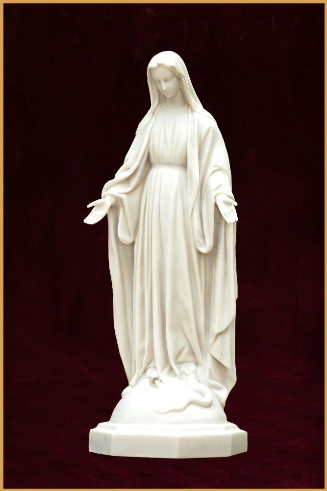 Nossa Senhora das Graças 65CM Marmore
