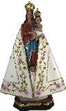 Nossa Senhora de Nazaré - 12,5cm - resina