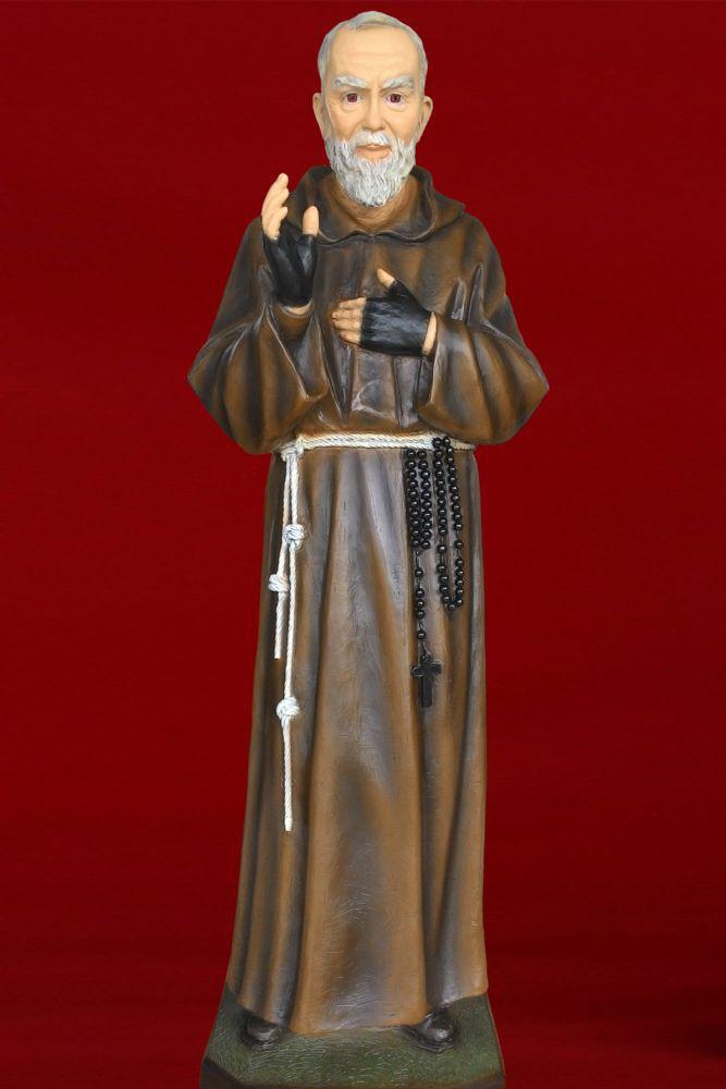 Padre PIO 105CM - Resina