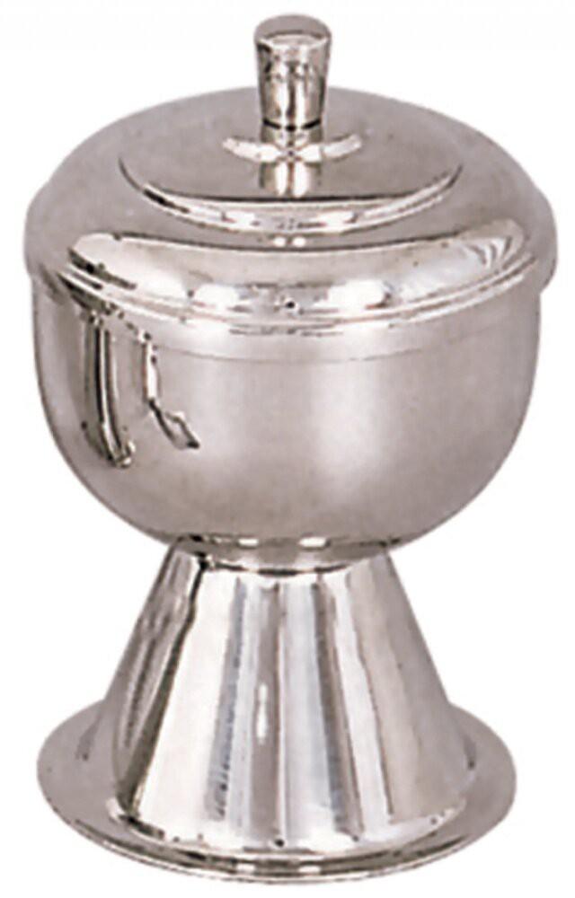Purificador em metal - altura 12cm - capacidade 150ml