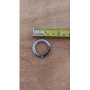 Argola numero 16 inox grossa espessura 8mm