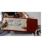 Tinta Borda Italiana COR TELHA Para Couro/sola/cinto Embalagem 1 Litro