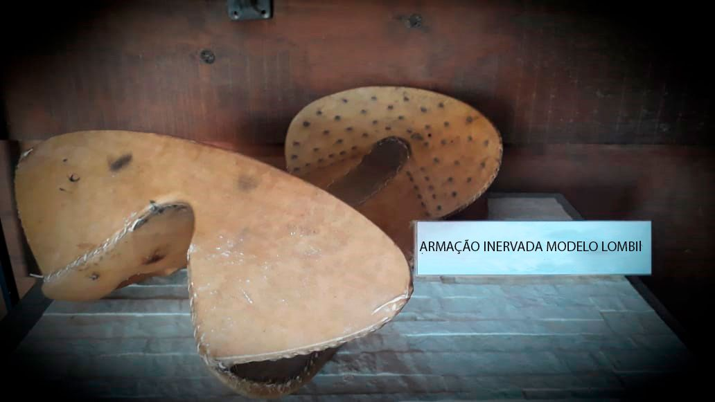Armação Inervada Modelo Lombil Paulista