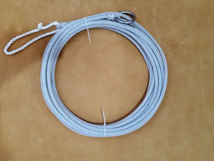 Laço / Corda De 18m Chumbada / Polipropileno