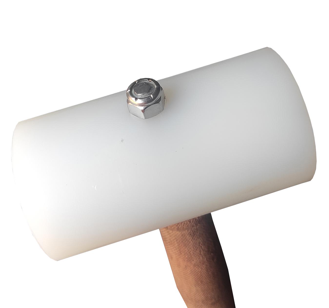 Martelo Tecnil com cabo de Madeira ergonômico