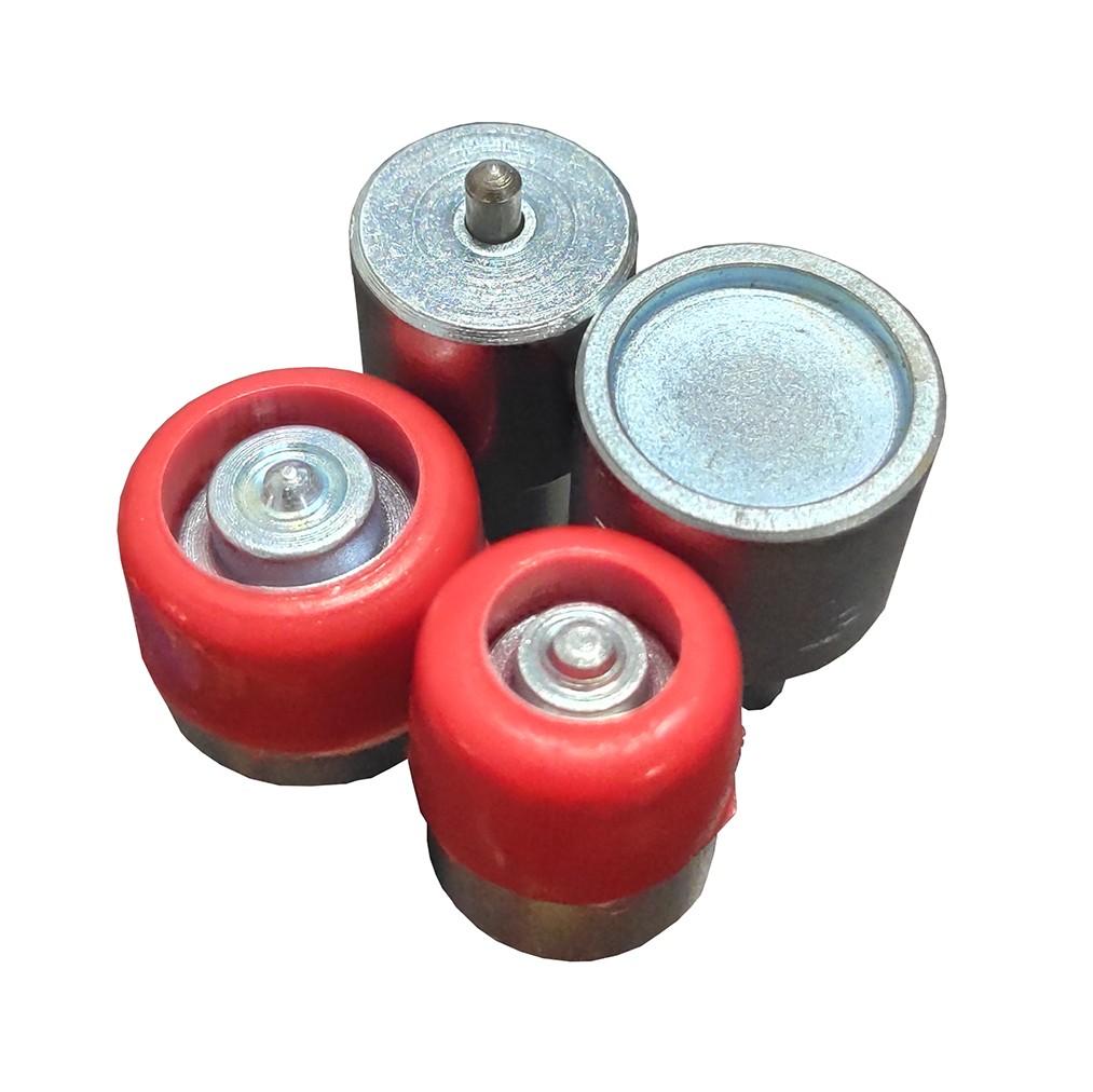 Matriz de botão de pressão/100