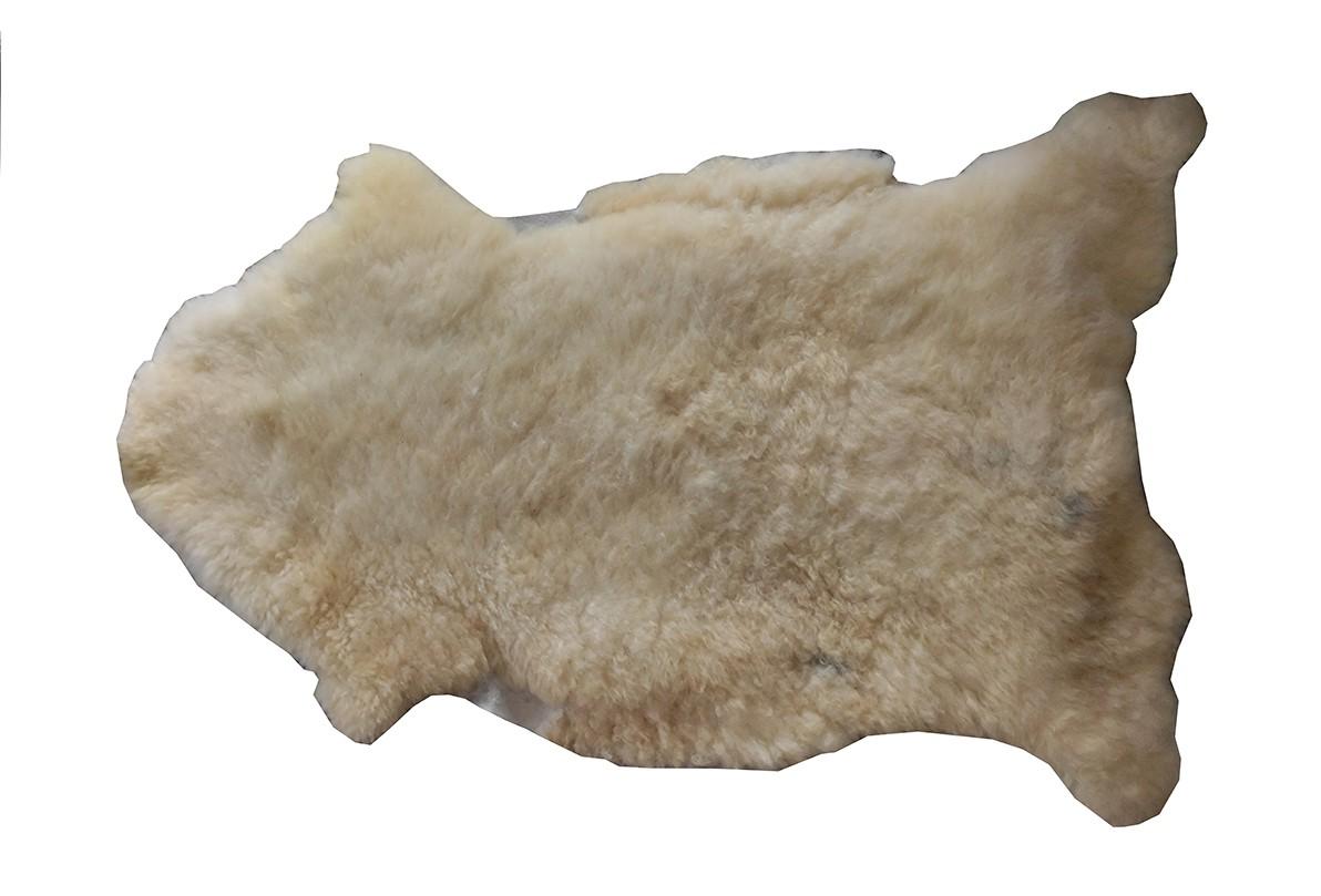 Pelego 90X60cm /pelego/carneiro/lã