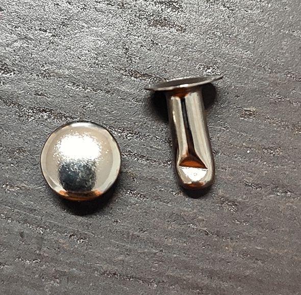 Rebite Niquelado 3,5mm