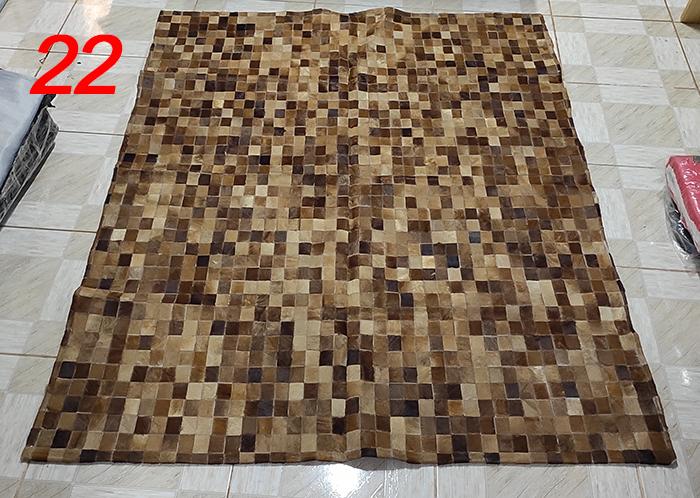 Tapete Mosaico Retangular Vários Modelos tamanho 2,00x1,50