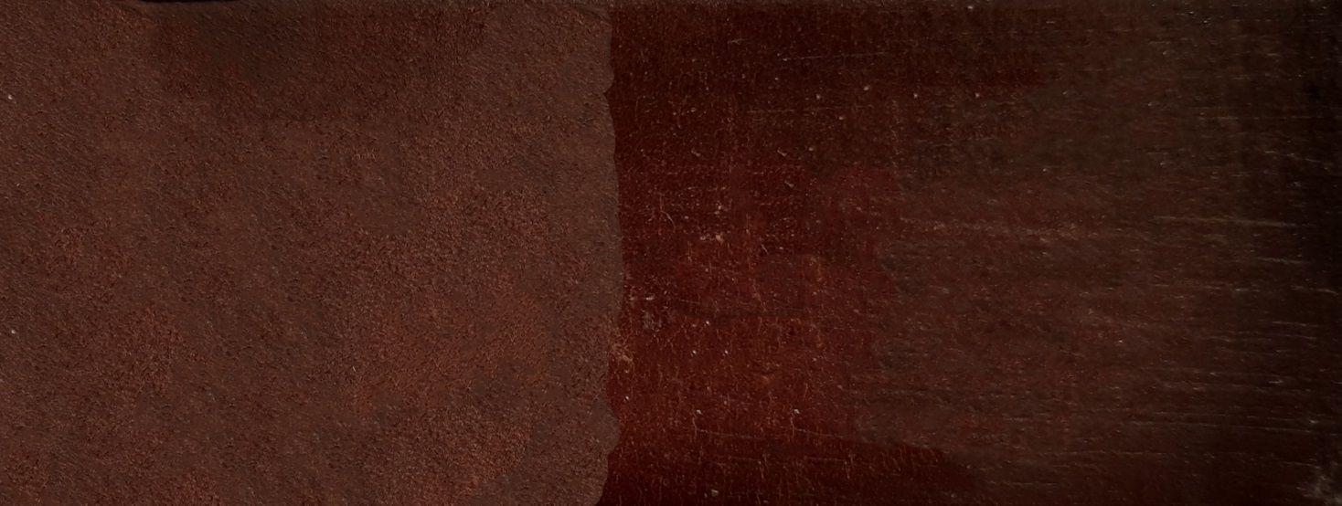 Tinta Para Couro cor café / Sola / Selaria 1lt.- Fabricação Própria