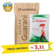 Açúcar Refinado Guarani kg (Fardo 10kg)