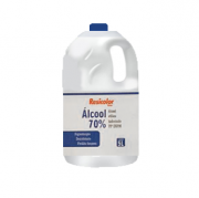 Álcool  Resicolor 70% 5 Litros