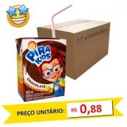 Bebida Láctea Chocolate Piracanjuba 200ml (Caixa c/ 27)