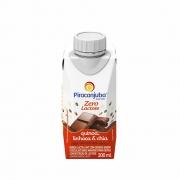Bebida láctea zero lactose Piracanjuba 200ml (caixa c/24)