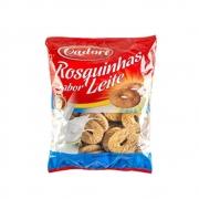 Biscoito Rosquinha sabor Leite Cadore 350g (Caixa c/ 28)