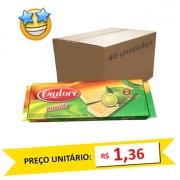 Biscoito Wafer Limão Cadore 120g (Caixa c/ 40)
