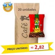 Café Rei da Manhã Tradicional 250g (Fardo 5kg)