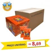 Caixa c/ 12 Mini Bolos Laranja Romanato 30g (Caixa c/4)