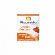 Creme de leite Zero Lactose Piracanjuba 200g (caixa c/27)
