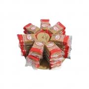 Doce de amendoim 90g Ricco (espeto c/35)