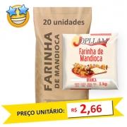 Farinha de Mandioca Jopllam kg (Fardo 20kg)