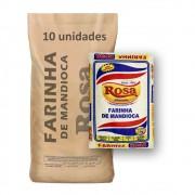 Farinha de Mandioca Rosa kg (Fardo 10kg)