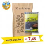 Feijão Preto Tipo1 Palmeira kg (Fardo c/ 30)