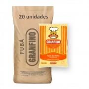 Fubá de Milho Granfino kg (Fardo 20kg)
