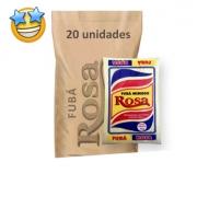 Fubá de Mimoso Rosa 500g (Fardo 30kg)