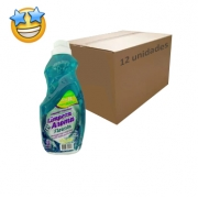 Limpador Perfumado Lavanda SuperPro 1l (Caixa c/ 12)