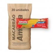 Macarrão Espaguete Amália 500g (Fardo 20kg)