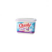 Margarina Vegetal Light Zero Lactose Qualy 500g