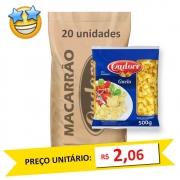 Macarrão Sêmola Guela Cadore 500g (Fardo 10kg)