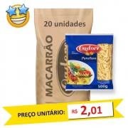 Macarrão Sêmola Parafuso Cadore 500g (Fardo 10kg)