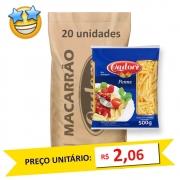 Macarrão Sêmola Penne Cadore 500g (Fardo 10kg)