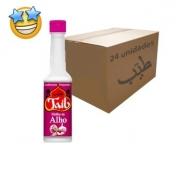Molho de Alho Taíb 150ml (Caixa c/ 24)