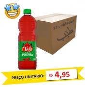 Molho de Pimenta Taíb 1l (Caixa c/ 12)