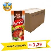 Molho de Tomate Refogado Pramesa 340g (Caixa c/ 24)